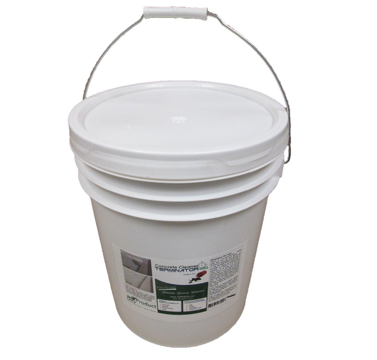 Terminator-HSD 50lb Concrete & Asphalt Cleaner