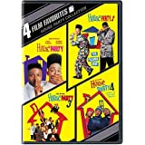 4 Film Favorites: House Party (House Party, House Party 2, House Party 3, House Party 4)