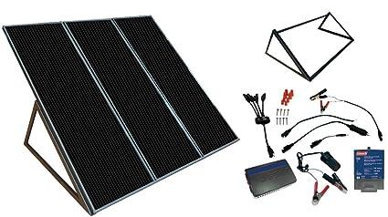 Sunforce (58050 55 Watt Coleman Solar Power Generator Kit