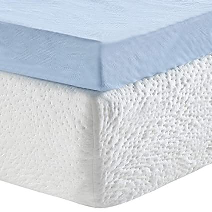 Amazoncom Classic Brands 3 Inch Cool Cloud Gel Memory Foam