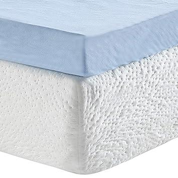 Amazon Com Classic Brands 3 Inch Cool Cloud Gel Memory Foam