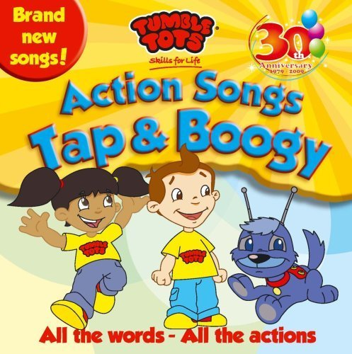 - Action Songs: Tap & Boogie by Tumble Tots (2010-05-11)