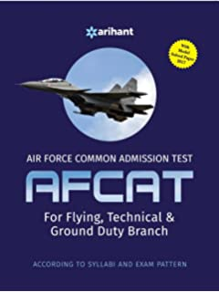AFCAT Flying Technical & Ground Duty Branch price comparison at Flipkart, Amazon, Crossword, Uread, Bookadda, Landmark, Homeshop18
