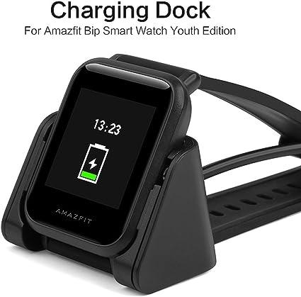 Nuovo caricatore smart watch dock di ricarica wireless per