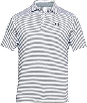 Under Armour UA Playoff Polo - Camisa Polo de Golf Hombre: Amazon ...