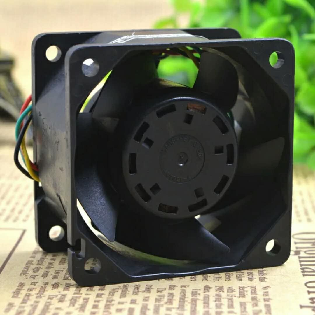 For Sanyo 9G0612P1M031 double ball mute fan 12V 0.35A 6038 6cm