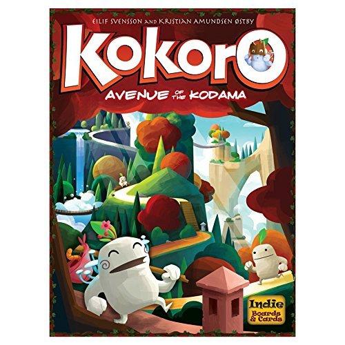 Indie Boards & Cards Kokoro Avenue of The Kodamas Board Games