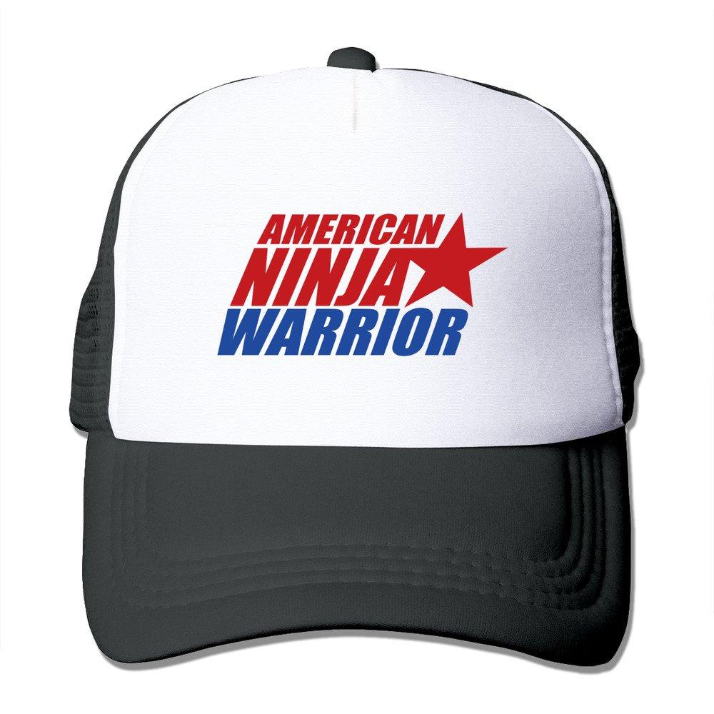 American Ninja Warrior Logo Cool Hats: 6310349016902: Amazon ...