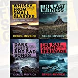 download ebook d.c.i. daley thriller series 4 books bundle denzil meyrick collection (whisky from small glasses, the last witness, dark suits and sad songs, the rat stone serenade) by denzil meyrick (2016-11-09) pdf epub