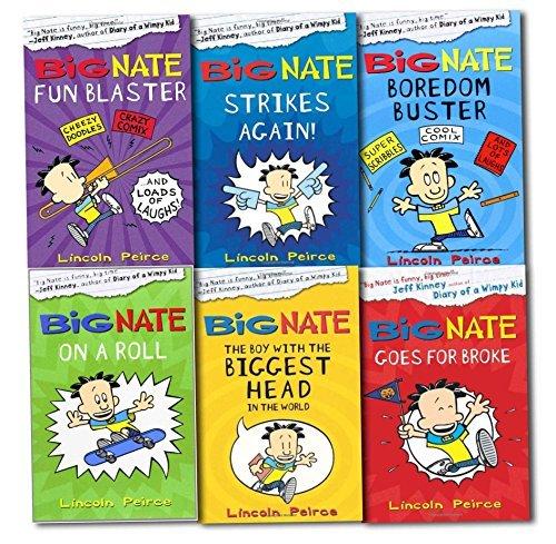 Big nate series 1-15