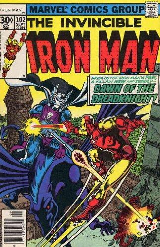 Iron Man (1st Series) #102 VG ; Marvel comic book