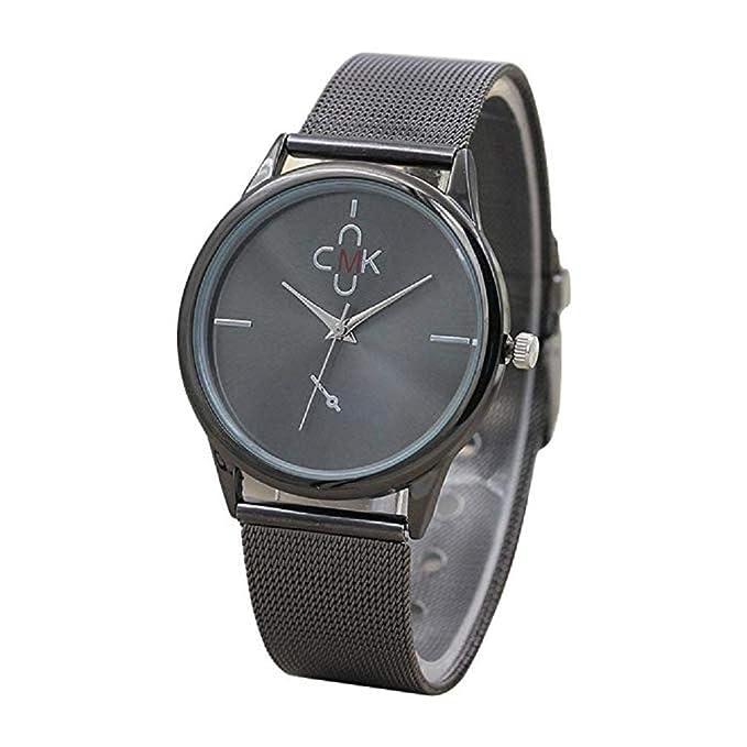 Reloj para Hombre Vestido de Moda para Hombre Reloj de ...