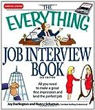 Job Interview Book, Joy Darlington and Nancy Schuman, 159869636X