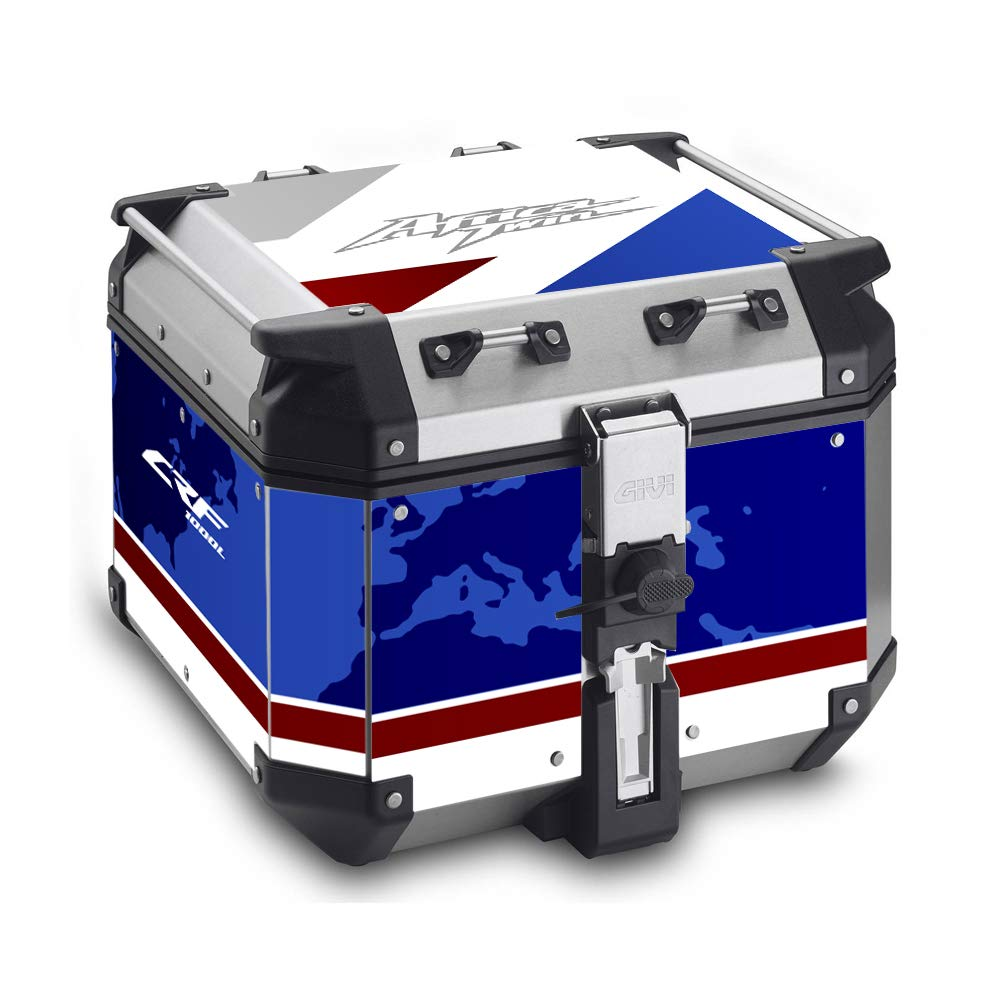 PROTECCI/ÓN Adhesiva Bolsas DE Suitcase Africa Twin Adventure Sport Trekker Outback V-Trek-AFA 42 LT