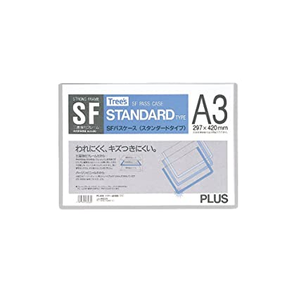 SF Plus tarjeta caso A3 PC-003 claro 43 - 003 (importación de ...