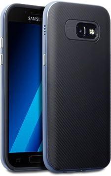 TERRAPIN Funda combatible con Samsung Galaxy A5 2017 de Carbono ...