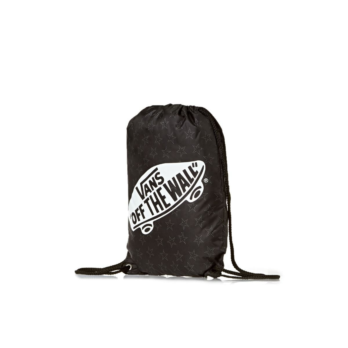 Amazon.com: VANS Benched Cinch Bag Star Dot Black VN0MRFKJV ...