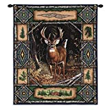 Deer Lodge Wall Tapestry