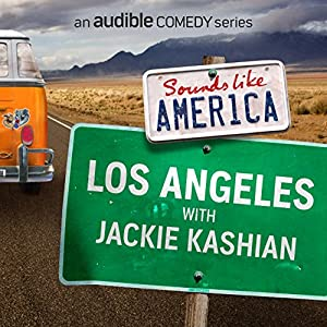 Los Angeles with Jackie Kashian