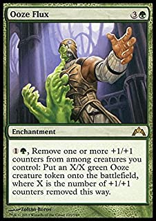 Predator Ooze FOIL Dark Ascension NM-M Green Rare MAGIC GATHERING CARD ABUGames