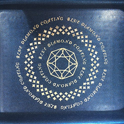 Pearl Rise Blue Diamond Court for IH omelet 13 x 18cm HB-323