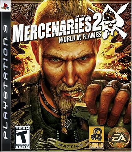 Mercenaries 2 game freezes at main menu hot pursuit 2 free online game