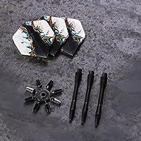 Amazon.com: Unicorn Steel 700 - Juego de dardos (24 piezas ...
