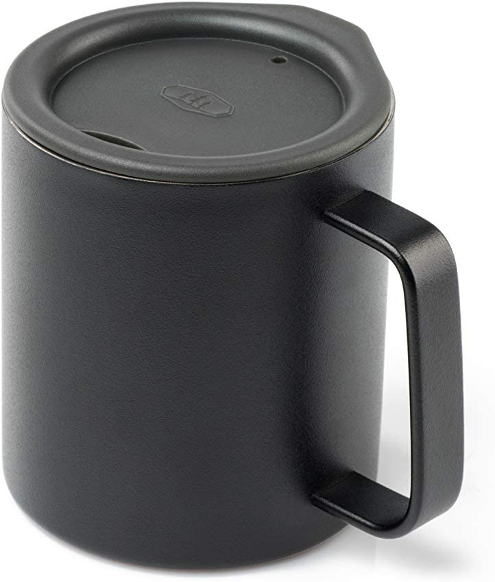 GSI Outdoors Glacier Stainless Steel Insulated Camp Cup for Camping Cabin and Home