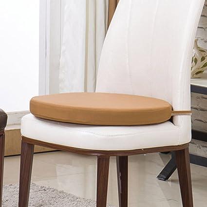 amazon com sigmat indoor outdoor seat cushions waterproof round