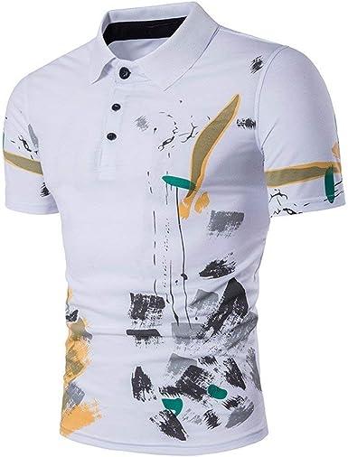 Camisa De Manga Corta Camisas Camisa De Camisa Jersey Slim ...