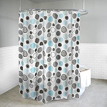 Amazon Com Splash Home Peva 5g Spek Curtain Liner Design