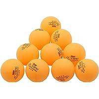 Ben Sports 30-pack 50-pack 100-pack 3-Estrellas 40mm Bolas de Tenis de Mesa, Entrenamiento Avanzado Ping Pong Ball (práctica de ping-pong)