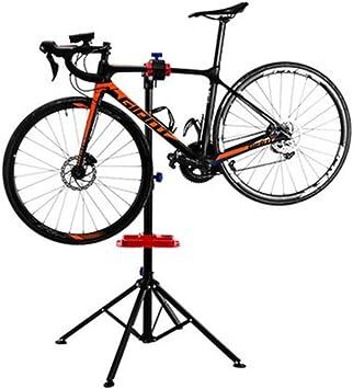Soporte de reparación de bicicletas Altura ajustable Soporte de ...