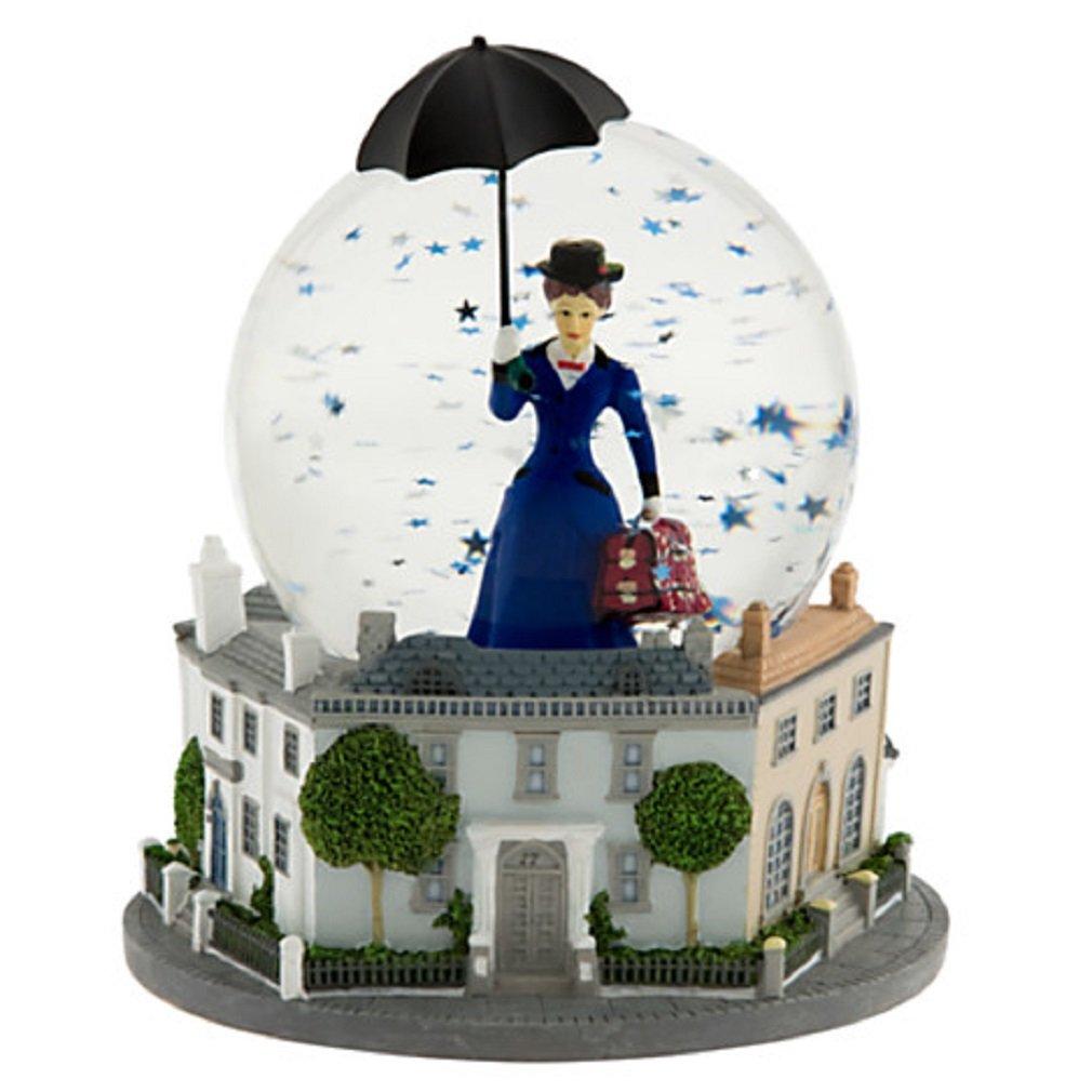 Disney Mary Poppins Musical Snowglobe by Disney