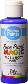 product image for Palmer 56001-36 Face & Body Paint, 2 oz, Blue