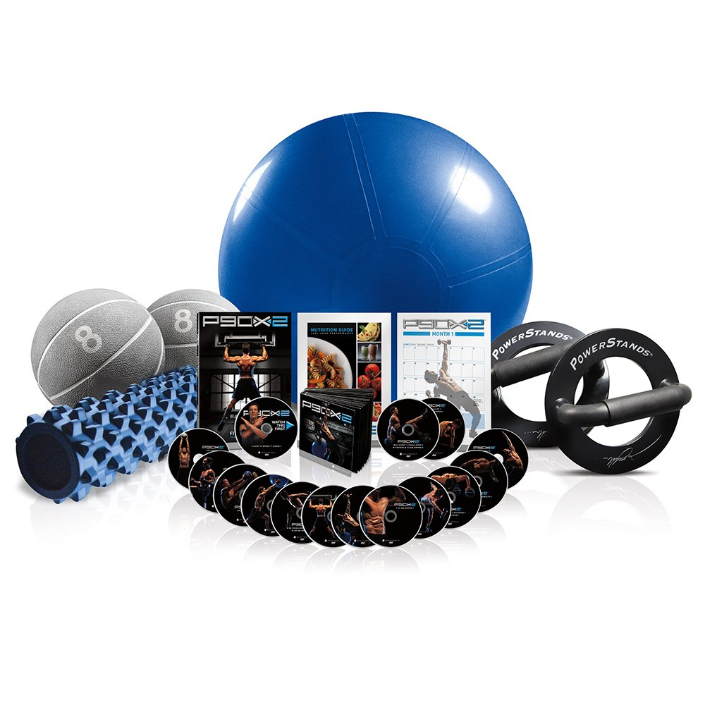 P90X2: DVD Series Ultimate Kit