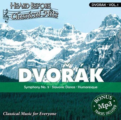 Price comparison product image Dvorak [vol. 1]: Symphony No. 9, Slavonic Dance, Humoresque