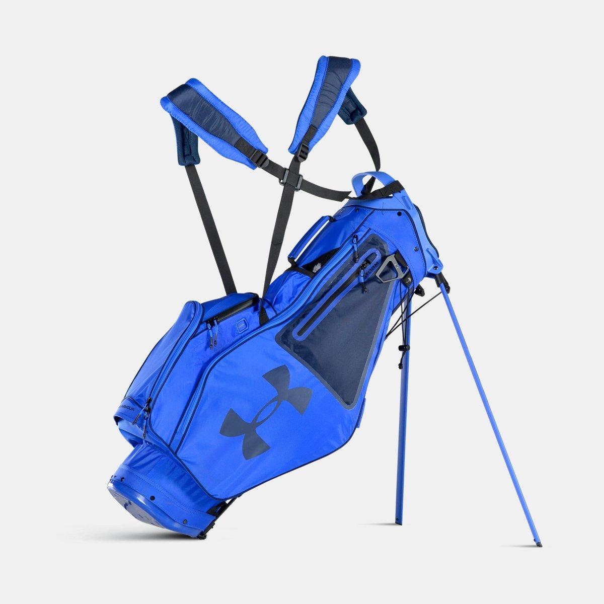 [UNDER ARMOUR] アンダーアーマー Men's UA Storm Speedround Golf Bag BLUE MARKER [並行輸入品]   B074Z4SSVS