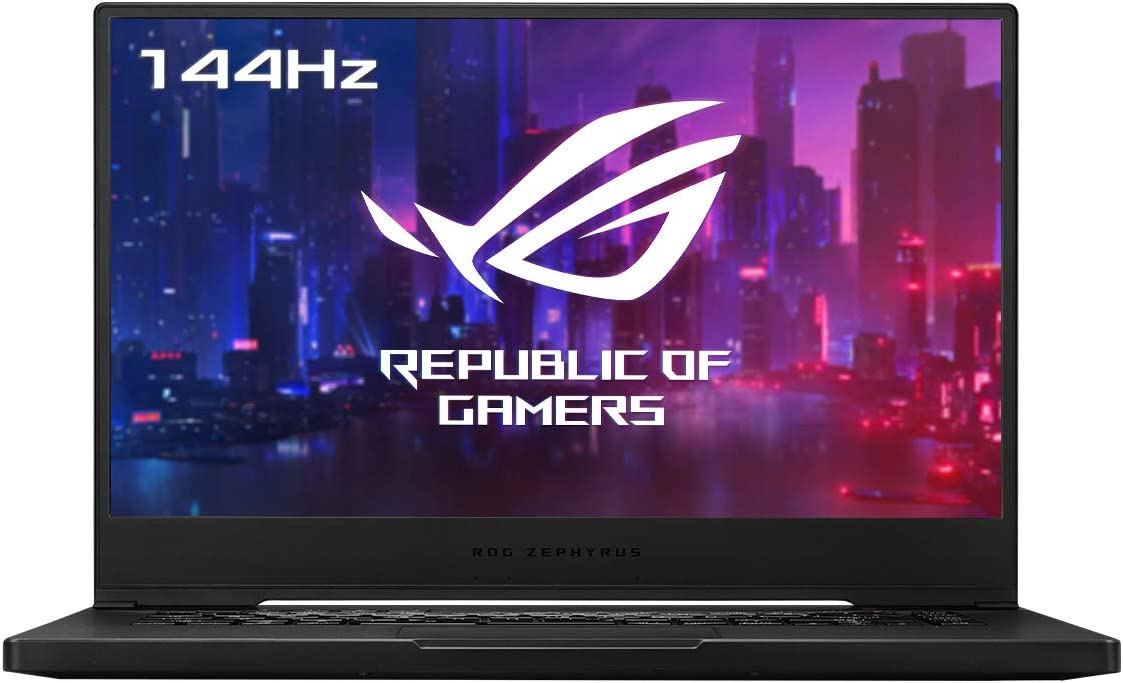 ASUS ROG Zephyrus M15 GU502LW-HN070T - Ordenador Portátil Gaming de 15.6