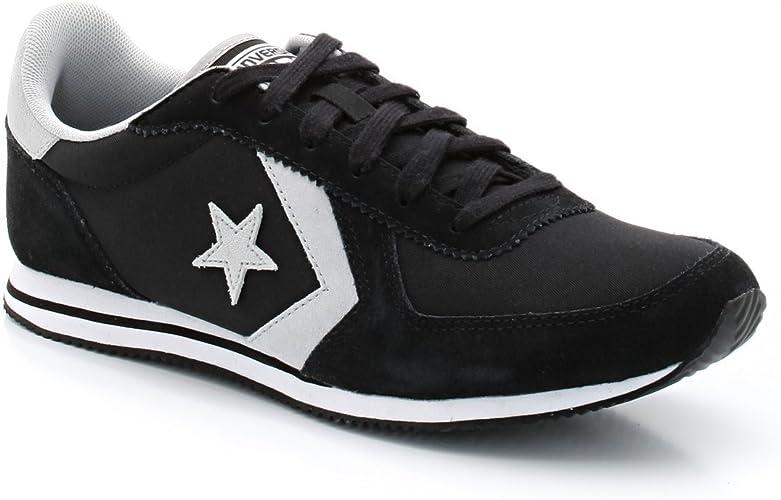 scarpe converse uomo pelle basse