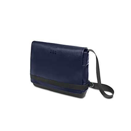 Amazon.com  Moleskine Classic PU Slim Messenger Bag Sapphire Blue  Office  Products 06e619b270485