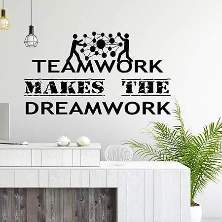 jiuyaomai El Trabajo en Equipo Hace Que la Cita del Trabajo soñado ...