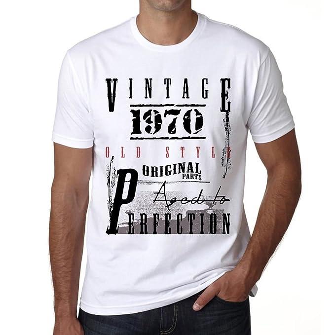 One in the City 1970, Regalo cumpleaños Hombre, Camisetas Hombre cumpleaños, Camisetas Regalo: Amazon.es: Ropa y accesorios