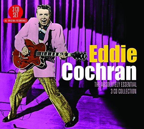 Eddie Cochran - Absolutely Essential 3cd Collection - Zortam Music