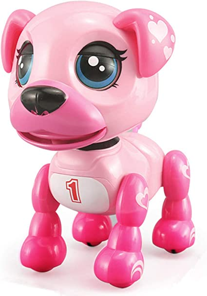 Toys For Boys /& Girls Interactive Dog Toddler Robot 3 4 5 6 7 8 9 Year Old Age