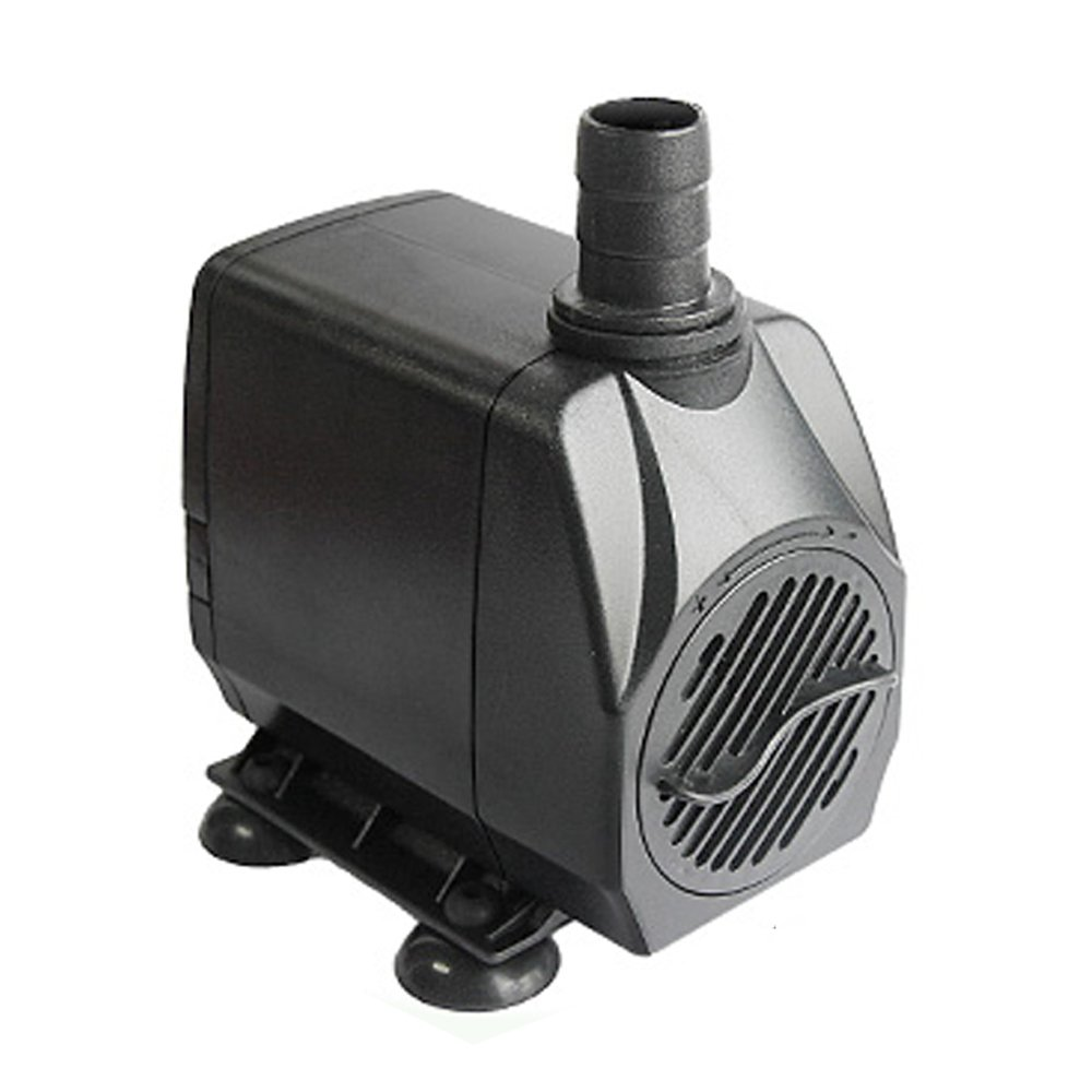Owncons 660GPH Submersible Pump 45W Fountain Water Pump with For Aquarium, Fish Tank, Pond, Hydroponics by Owncons