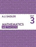 Cover of Mathematics Methods Unit 3