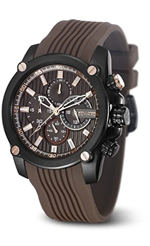 Reloj Duward para Caballero colección Aquastar Jarama modelo D85514.58: Amazon.es: Relojes