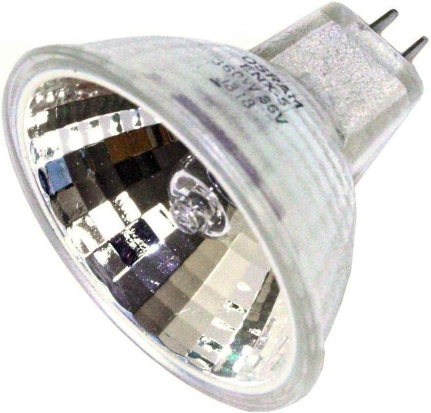 SYLVANIA 54913 - ENX/5 - Stage and Studio - MR16 - Longlife - Overhead Projector - 360 Watt Light Bulbs - 86 Volts - GY5.3 Base - 3300K