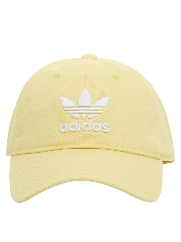adidas Trefoil Gorra de Tenis, Mujer, Verde (limaoi/Blanco), Talla ...